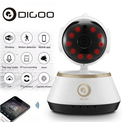 Digoo DG-M1X 960P WIFI IP Camera Baby Monitor Smart Home Security Night Vision