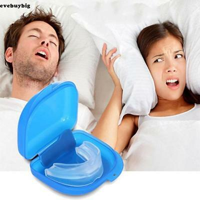New  Snore Stopper Anti Snoring Mouth Guard Device Sleep Aid Stop Apnoea Hot!