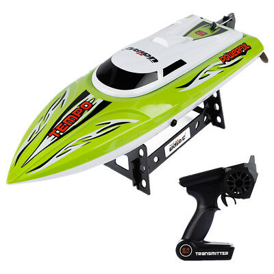 UDI 002 Remote Control RC Boat Water Brushed Motor 2.4G Water Cooling System New