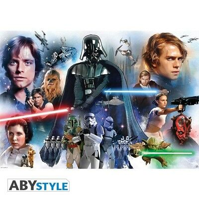 Star Wars Group Poster