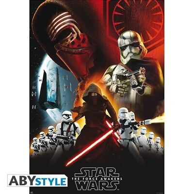 Star Wars First Order Group Poster