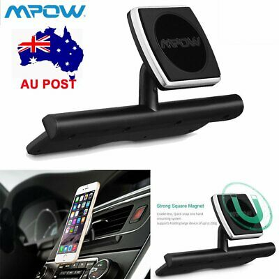 MPOW Magnetic Car CD Slot Mount Holder Stand For GPS Mobile Phone Universal AU