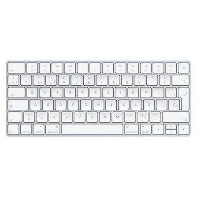 Apple Magic Keyboard original (teclado esp., precintado bulk, sin caja ni cable)