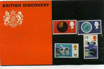 Great Britain Presentation Pack  British Discovery