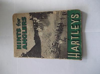 Hints For Anglers By Hartleys