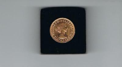 1964 gold full sovereign
