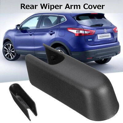 Replacement Rear Windscreen Wiper Arm Cover Cap Nut For Nissan Qashqai SUV 07-13