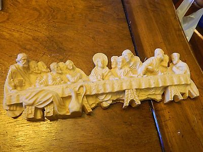 Fine Last Supper Sculpture Wall Art Image - Wall Art Design ...