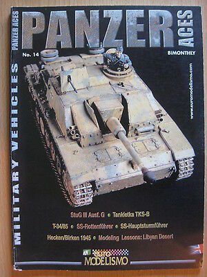 Panzer Aces Military Vehicles No. 14