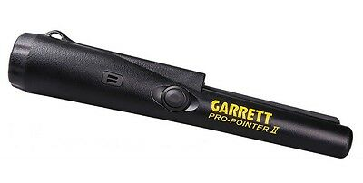 Garrett Pro-Pointer 2 II (Probe) Inc Battery+Holster - 2 Year Wrnty - DETECNICKS