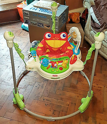 fisher price jumperoo instructions uk