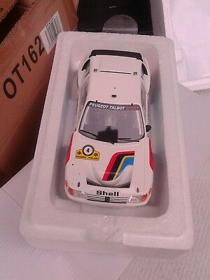 Peugeot 205 t16 rally ottomobile 1/18