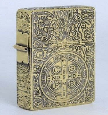 Lighter  five-sided carving  constantine lighter vintage style classic