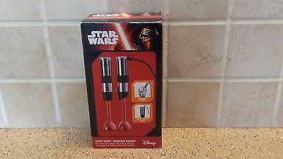 Star Wars Darth Vader Immersion Blender ( Brand New )