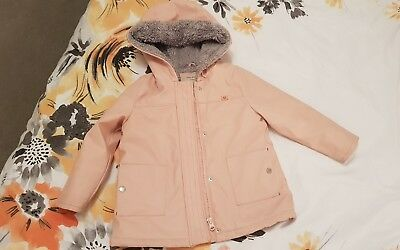 Girls Zara jacket 3-4