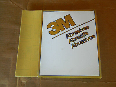 """BRAND NEW SLEEVE OF (50) 3M 02540 FRECUT GOLD 216U 9"""" x 11"""" INCH SHEETS 360 GRIT"""