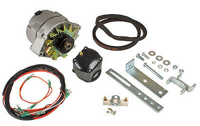 8NE10300 ALTERNATOR CONVERSION Kit w/Coil Ford 8N Front Mount 9N 2N (6V to  12V)