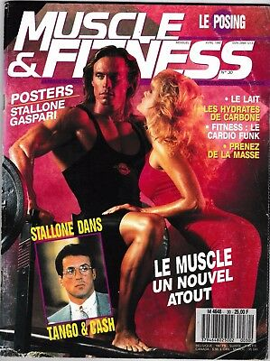 Muscle & Fitness - Bodybuilding Magazine - Stallone