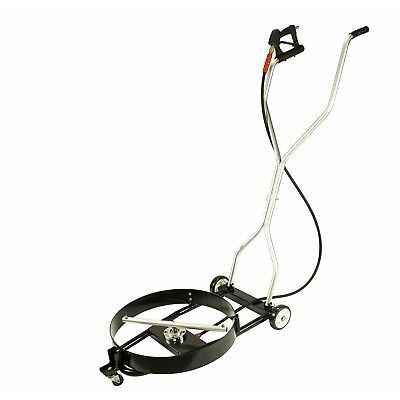 "21"" Undercarriage Surface Cleaner 4000 PSI 4.0 Orifice 3/8"" Quick Connect Plug"