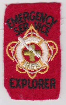 Emergency Service Explorer patch USED