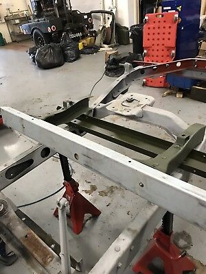 WW2 Willys Jeep Ford GPW Front Bumper