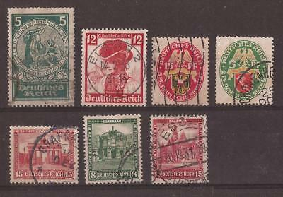 Germany,1920's & 30;s sel, used