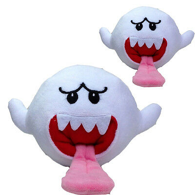 boo ghost 6in new super mario bros plush doll toy 3 28 picclick uk