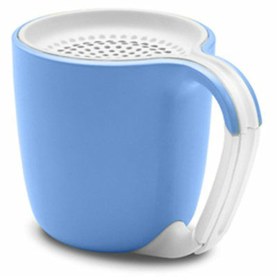 GEAR4 Espresso Portable Wireless Bluetooth Speaker Pastel Blue For Mobile Phones