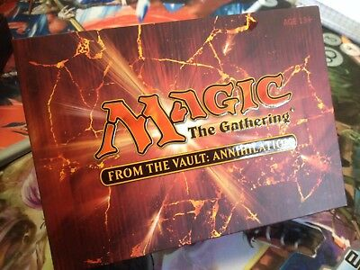 Mtg Magic: The Gathering From The Vault: Annihilation Brand New Ideal Xmas Prese