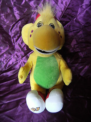 barney soft toy BJ 15''