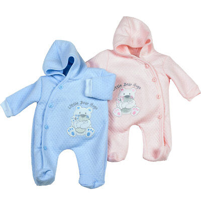 Premature Preemie Baby Clothes Tiny sleepsuit all in one Boy Girl 0 - Newborn