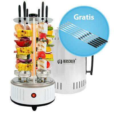 quality vertical electric rotating grill rotisserie. Black Bedroom Furniture Sets. Home Design Ideas