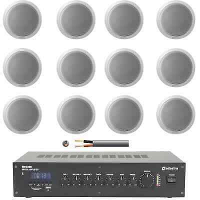 Bosch Background Music System for Restaurants, Pubs and Bars etc.