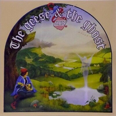 Anthony Phillips 'the Geese And The Ghost' Sealed Re-Issue Lp Rsd 2015