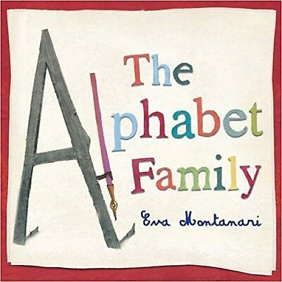 THE ALPHABET FAMILY, EVA MONTANARI (Paperback)