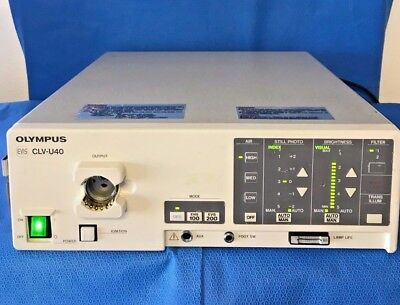 Olympus CLV-U40, Evis Xenon Light Source, Endoscopy, Surgical