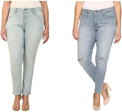 Levis Plus Size 310 Super Skinny Jeans Womens Mid Rise Shaping Stretch Denim