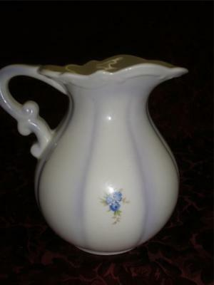Small Decorative Porcelain Jug