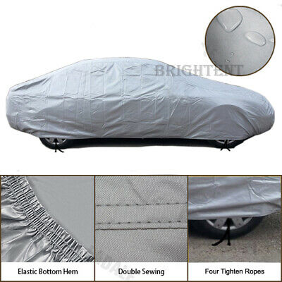 Heavy Duty 4 Bow 1.7 m - 1.9 m Boat Bimini Top Canopy Cover w/ Free Clips ZB2N2