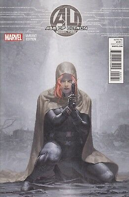 AGE OF ULTRON   2   .....2013...  NM ...1:50 Variant Cover  .. Bargain!