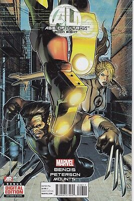 AGE OF ULTRON  8  .....2013...  NM ...     .. Bargain!