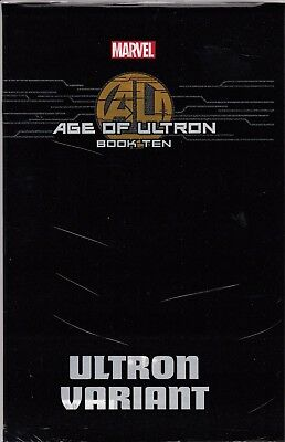 AGE OF ULTRON  10 (Sealed Polybag)  .....2013...  NM ...Variant .. Bargain!