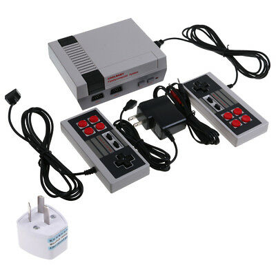 Classic TV Video Game Console 2 Childhood Built-in 500 Game AV/HDMI For NES Mini