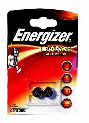 4x Energizer LR44 A76 Alkaline Battery 1.5V AG13 FREE SHIPPING!