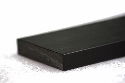 Acetal POM-C Plastic Sheet Block Plate | All Sizes | Black