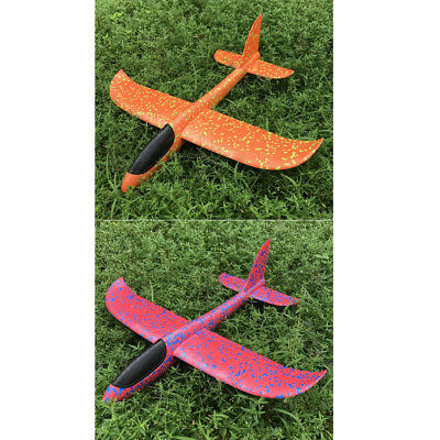 4Colors EPP Foam Hand Throw Airplane Outdoor Glider Plane Kids Gift Toy 48cm Hot