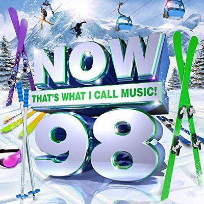 Now Thats What I Call Music! 98 [CD]