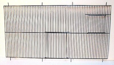 """Finch Cage Fronts 12"""" x 24"""" In Quantities Of 1, 6 Or 12 Free Postage! NEW"""