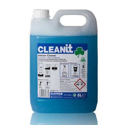 Interior Multi Surface Cleaner Ideal for Offices, Doors, Chairs, Tables, Windows