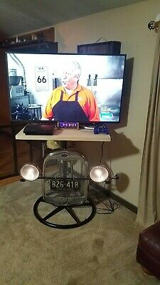 Vintage FORD model a Automotive  Wall Art wall hanger tv stand man cave